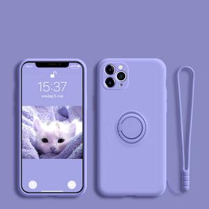 Bilde av Lilla iPhone 11 Deksel